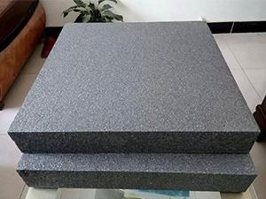 聚合物聚苯板的防火性能是很不错的